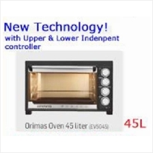 Orimas Electric Oven 45 Litre New Technology