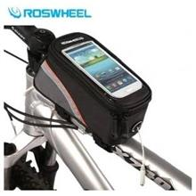 Roswheel Cycling Top Tube Bag / Bicycle Smart Phone Bag (5.5in)