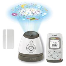 Vtech BM5000 Portable Video Baby Monitor with Glow on Ceiling Night Lights  & )