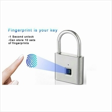 Hot SMART ANTI-THEFT KEYLESS FINGERPRINT SECURITY PADLOCK FOR LUGGAGE