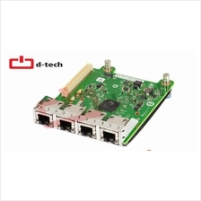 R1XFC / 737WF  Dell Intel I350 Quad Port Network Card