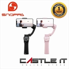 Snoppa Atom Foldable Gimbal Stabilizer for Mobile Selfie Stick (BLACK/