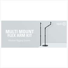 # ELGATO Multi Mount / Flex Arm Kit / Weighted Base #