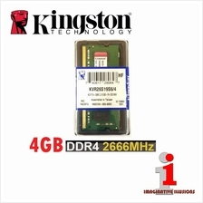 Kingston ValueRAM 4GB DDR4-2666 1.2V 260-Pin SODIMM RAM