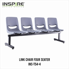INS-T54-4 Link Chair Four Seater