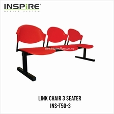 INS-T50-3 Link Chair 3 Seater