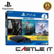 Sony PS4 Pro 1TB God of War/The Last of Us Remastered Bundle (ASIA-003