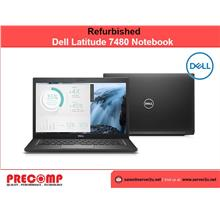 (Refurbished) Dell Latitude 7480 Notebook (i5-7300U.8GB.256GB)