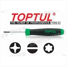 TOPTUL Rubberized Handle Precision Screwdrivers (FAIB-FBIB-FFIB)
