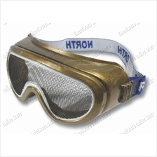 Wire Mesh Safety Goggle Best In Ventilated Eyewear (99UM207)