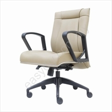 Office Chair | Vintage Low Back Chair - E 2523H