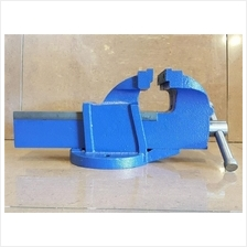 "5""  Fixed Bench Vise Without Anvil 17kgs ID30734"