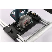 4'  Universal Edge Guide With Universal Saw Base B0168
