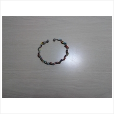 B06 BANGLE - COLOURFUL BEADS