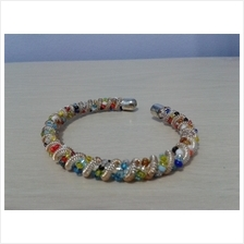 B07 BANGLE - COLOURFUL BEADS