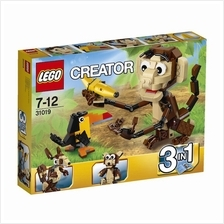 LEGO Creator 31019: Forest Animals