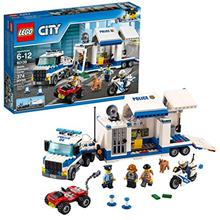 LEGO City Police Mobile Command Center Truck 60139 Building Toy, Action Cop Mo