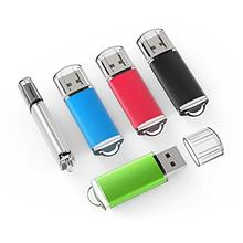 TOPESEL 5 Pack 64GB USB3.0 Flash Drives Memory Stick Thumb Drive USB 3.0 (64GB