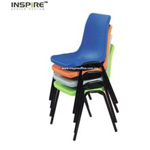 INS-701S Student/ Study Chair Without Tablet