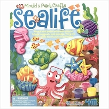 4M Mold and Paint Sealife