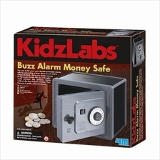 4M Kidz Lab Buzz Alarm Money Safe