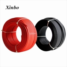 100m 4mm Single Core UV  Resistance 4mm Solar PV Wire