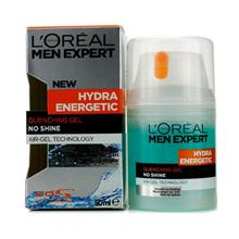 L'Oreal 50ml Men Expert Hydra Energetic Quenching Gel Instant Icy Feel