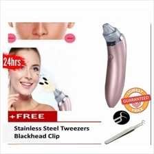 5 SPEED 4 Heads Rechargable Vacuum Blackhead Remover Suction Pimple Face Lift