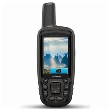 Garmin GPSMAP 64sc Rugged Handheld with GPS/Glonass - 010-01199-35)