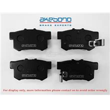 Akebono Brake Pad For Toyota Vios NCP93 [Front]