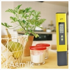 Digital PH Meter Tester Pen Drinking Water Aquarium Pool (Asmik)