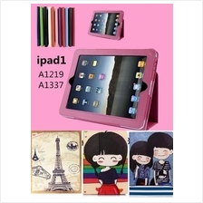 Apple iPad1 iPad 1st generation A1219 A1337 casing Flip Case Cover