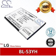 Ori CS LKF400XL LG G3 4G LTE D851 D855AR / Screen F490 Battery