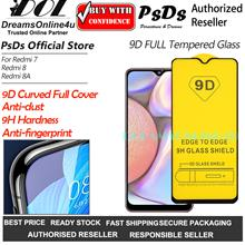 PsDs 9D Curve Tempered Glass Screen Protector for XiaoMi Redmi 7 8 8A