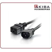 IEC-320 AC Power Cord Cable C14 to C19
