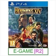 PS4 Romance of the Three Kingdoms XIV [R2] ★Brand New & Sealed★
