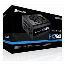 CORSAIR HX750i PLATINUM 750W POWER SUPPLY (CP-9020072-UK) 80+P/FM