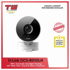 D-LINK DCS-8010LH / WiFi / Automatic Day-Night Viewing /