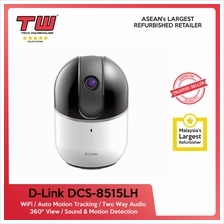D-LINK DCS-8515LH / WiFi / Auto Motion Tracking / Two Way Audio /