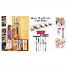 The New MAGIC HOLDER: Ideal for Brooms, Mops, Various Garden Tools,etc