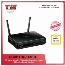 D-LINK DAP-1360 / Wireless Access Point / Multiple Operation Modes