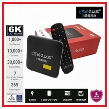 POPULAR SVI Cloud Malaysia Version Android M8S PRO TV Box Lifetime IPT