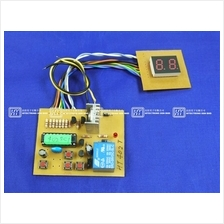 HT402C 2 Digit Presettable Up Down Counter / Electronics Kit