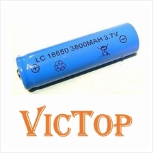 LC 18650 3.7V 3800mAh Li-ion Rechargeable Lithium Battery