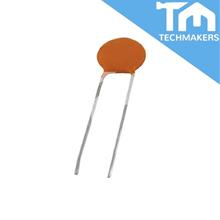 10 pcs of Ceramic Disc Capacitor 30pF, 33pF, 330pF, 3.3nF, 33nF