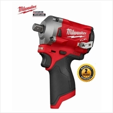 Milwaukee M12 FIWF12-0 1/2' Cordless Stubby Impact Wrench (bare tool)
