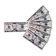 GoodOffer 5 Dollars Play Money – Realistic Prop Money 100 pcs. – Total of