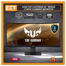 ASUS TUF VG35VQ 35'' WQHD (3440 x 1440) 100Hz Curved Gaming