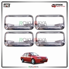 Proton Saga Iswara Door Handle Cover Garnish Trim ABS Plastic (CHROME