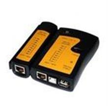 NS-468 RJ45+USB Network Cable Tester (Orange)